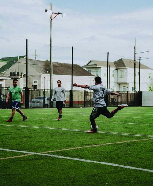 Best Soccer Leagues in New Orleans